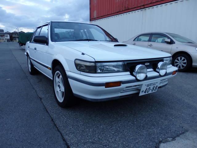 1988 Nissan Bluebird SSS-R