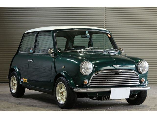 International Vehicle Importers >> 1990 Rover Mini Cooper | Toprank International Vehicle ...
