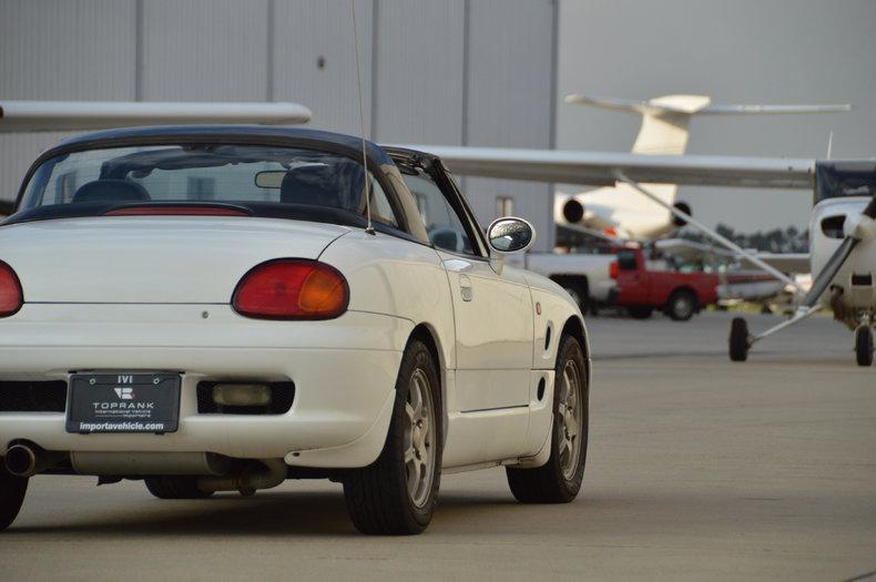 1992 suzuki cappuccino   toprank international vehicle importers