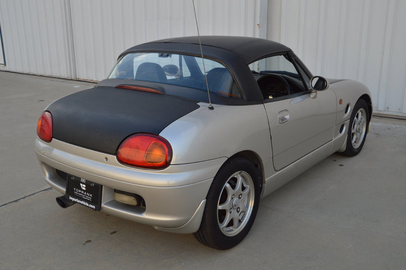 1992 suzuki cappuccino for sale 65930 mcg. Black Bedroom Furniture Sets. Home Design Ideas