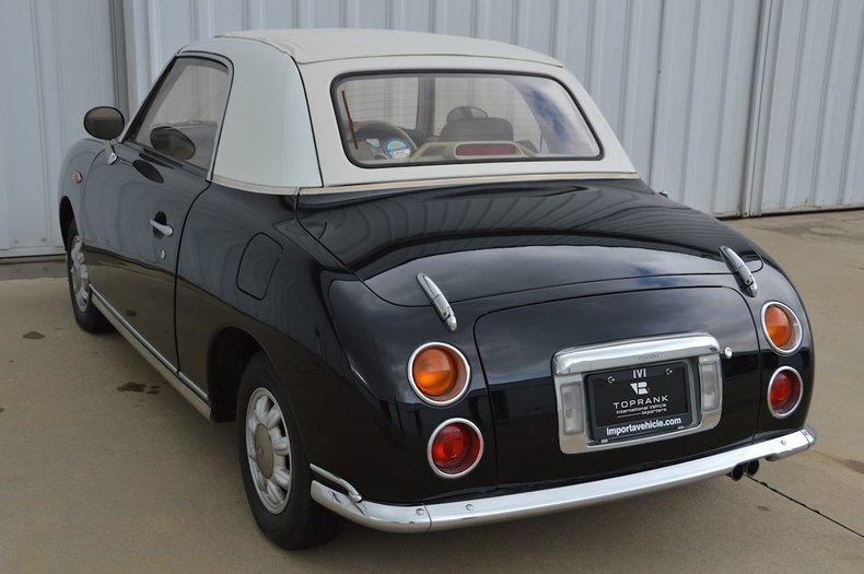 International Vehicle Importers >> 1991 Nissan Figaro | Toprank Motorworks