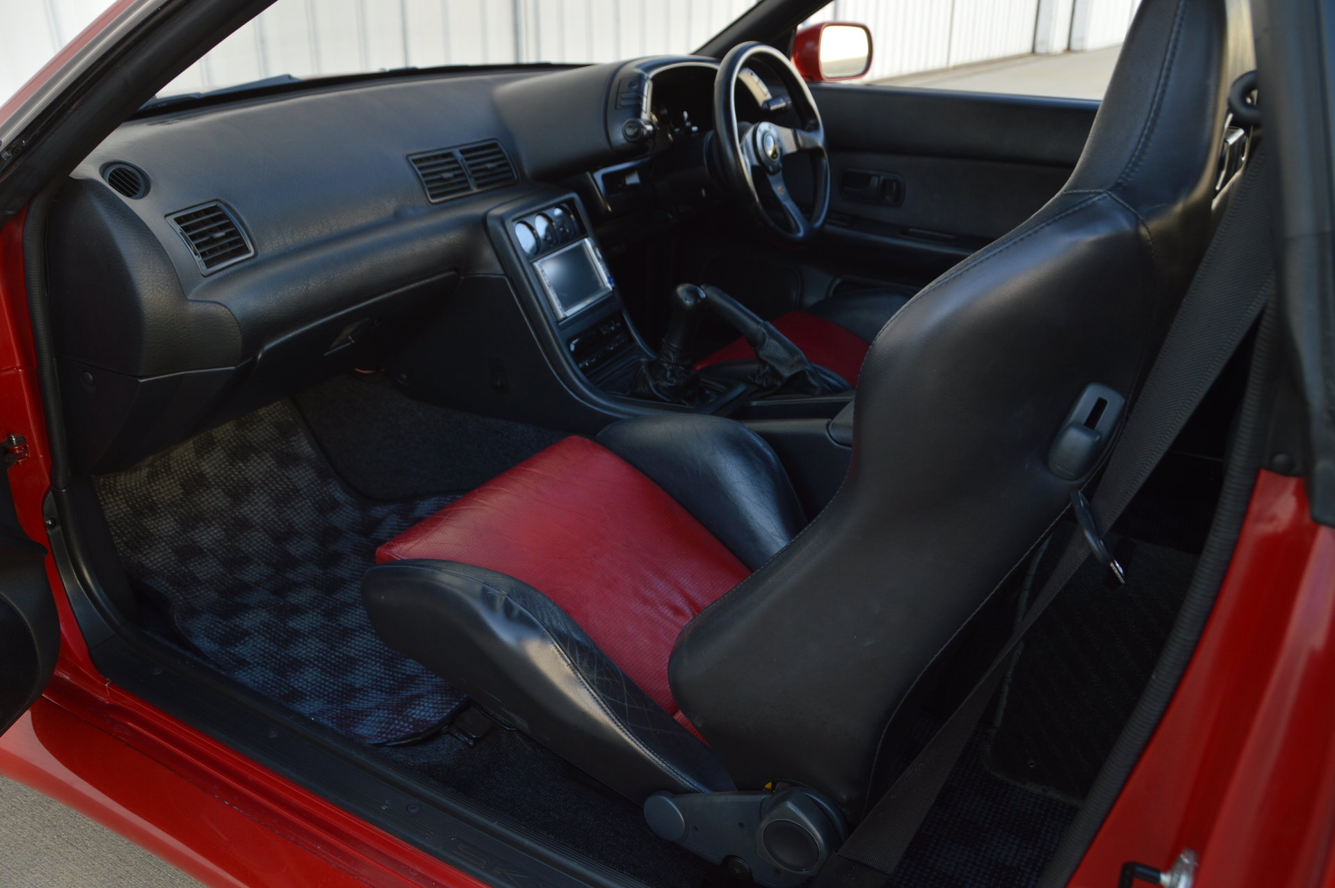 1991 nissan skyline gt r for sale 3042 mcg for Garage seat valence