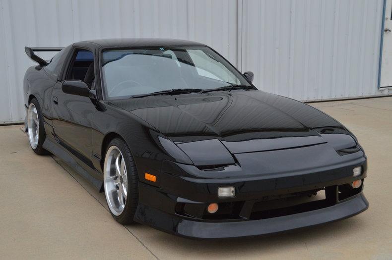 1991 Nissan 180sx Toprank Motorworks