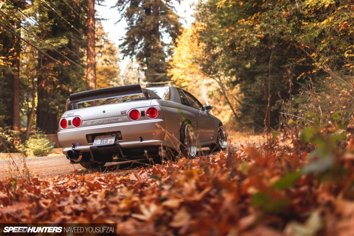 California legal JDM Nissan Skyline GT-R R32