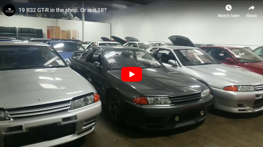 Legal JDM Nissan Skyline for sale