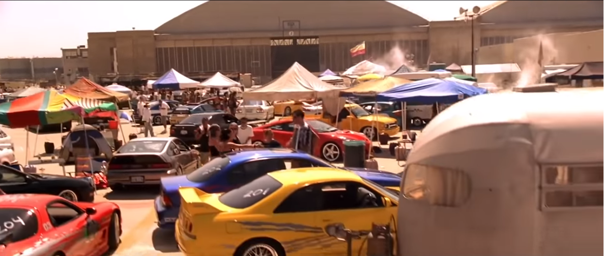 The Fast and The Furious: How We Chose the Cars