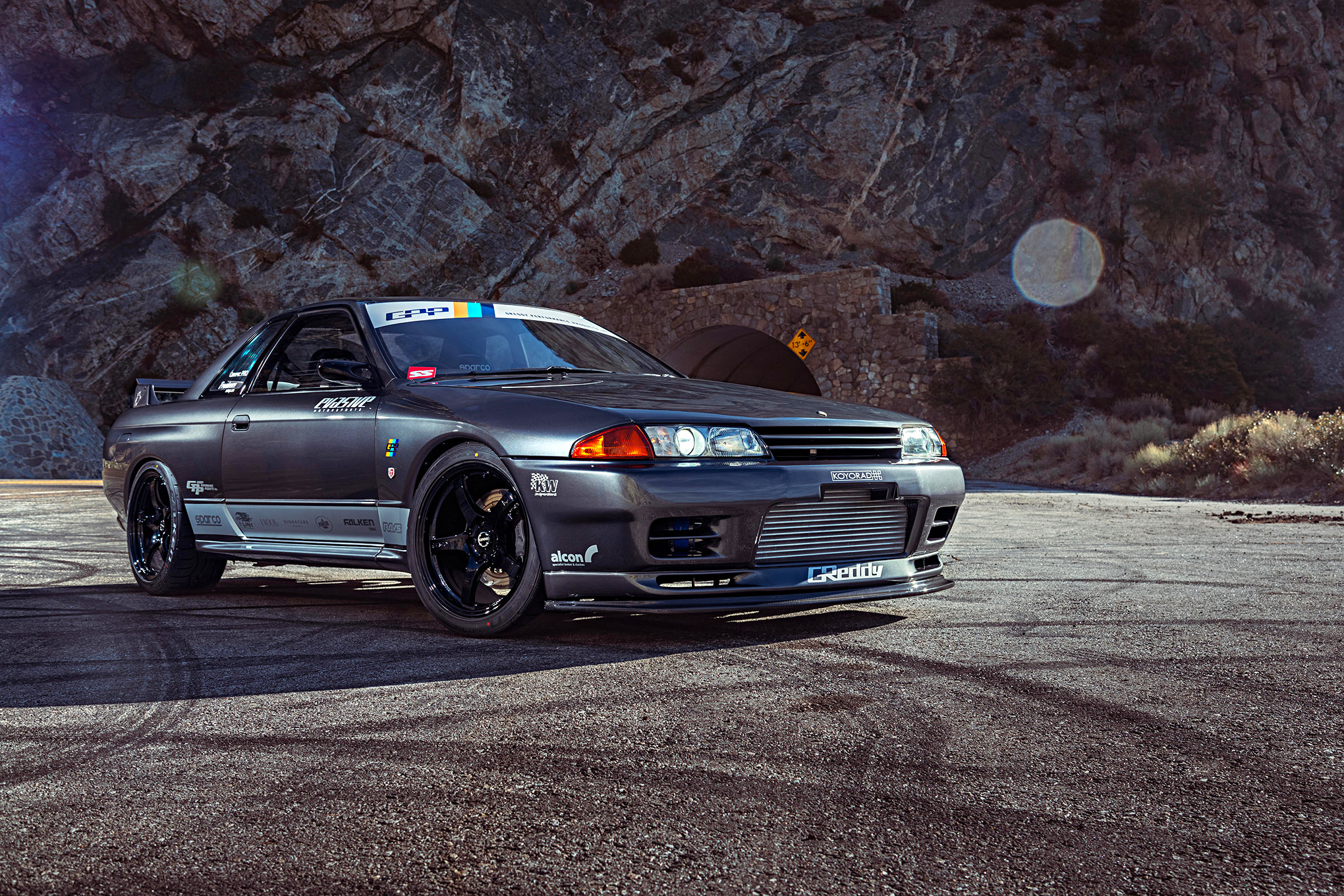 Greddy R32 GT-R California Legal
