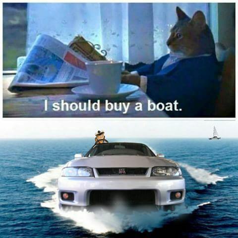R33 boat