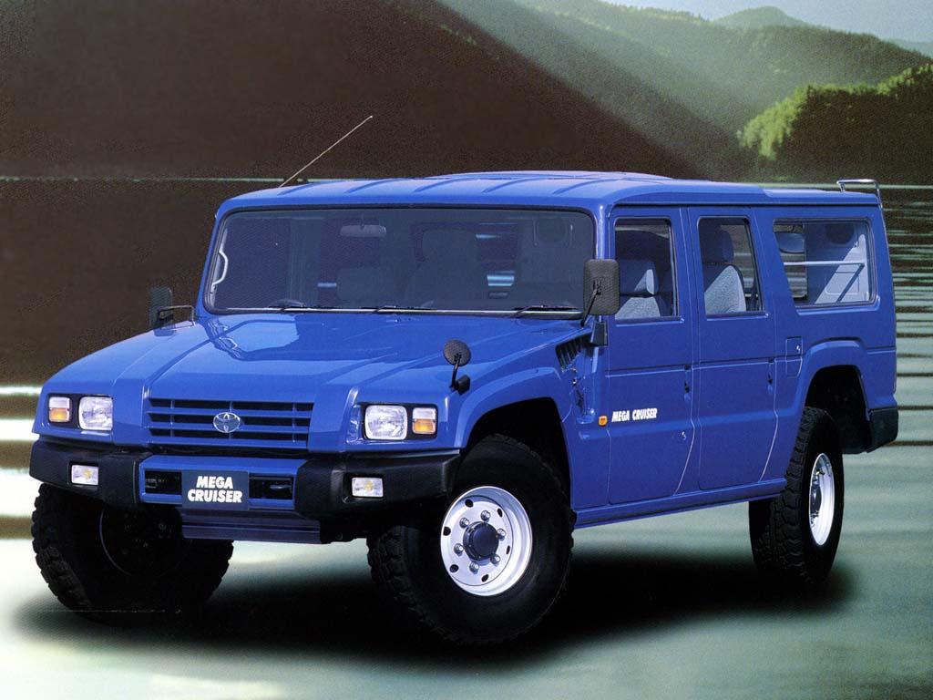 1995 Toyota Mega Cruiser USA legal in 2020