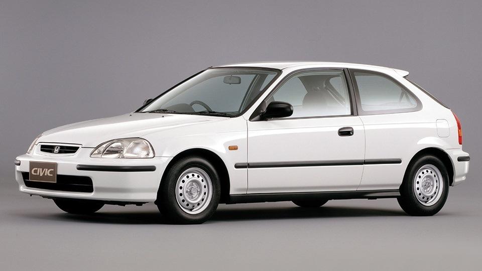 Honda Civic EK JDM 1995 September