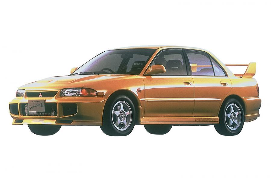 Mitsubishi Lancer Evolution III turns 25 in 2020