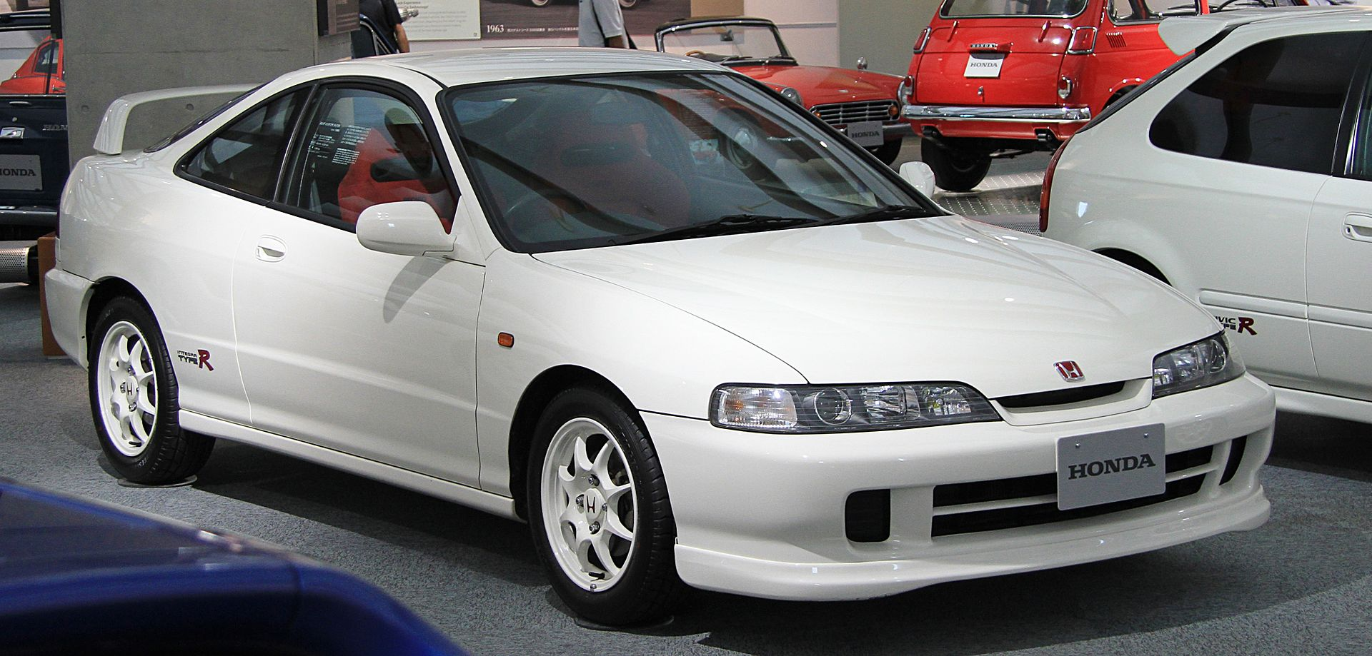 Honda Integra Type R. Legal for the US in 2020