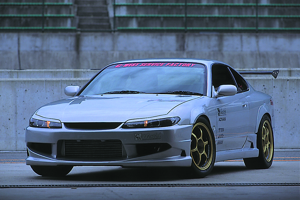 Nissan Silvia S15 legal in 2024