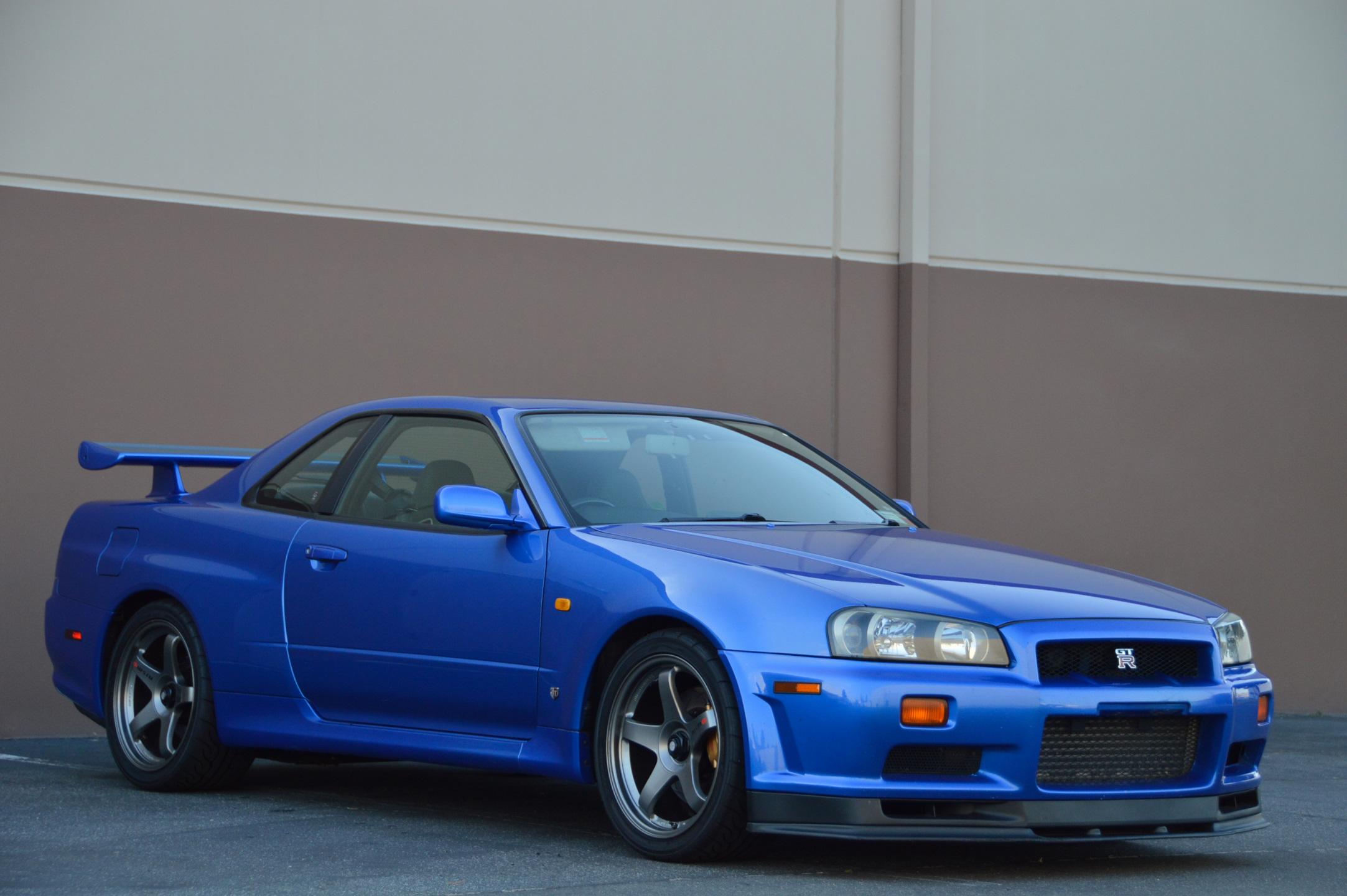 MotoRex R34 Nissan Skyline GT-R US Legal