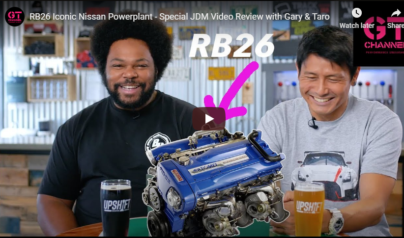 RB26dett - Nissan Skyline with Gary and Taro