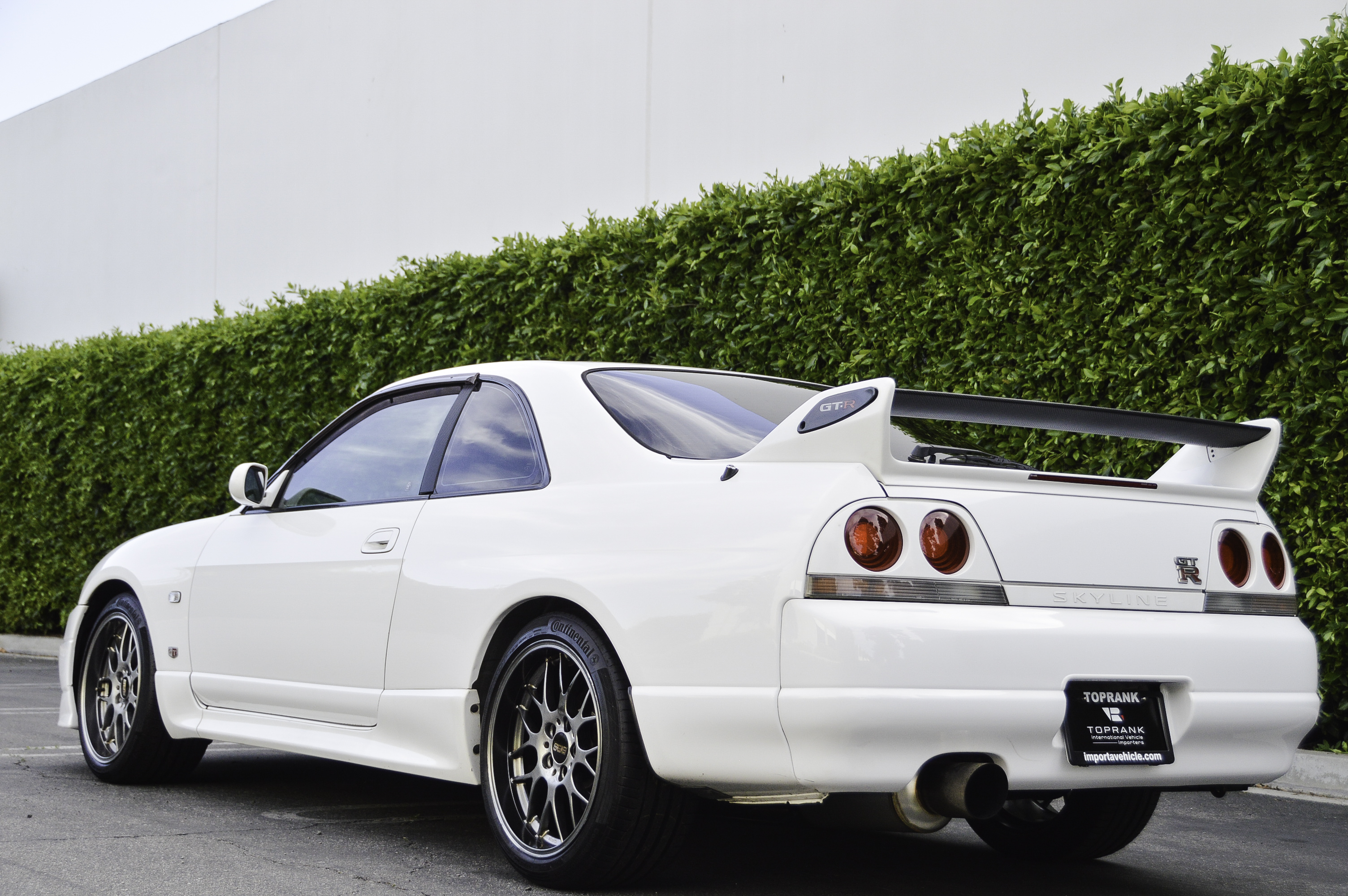 US Legal R33 Nissan Skyline GT-R For Sale at Toprank JDM Importers