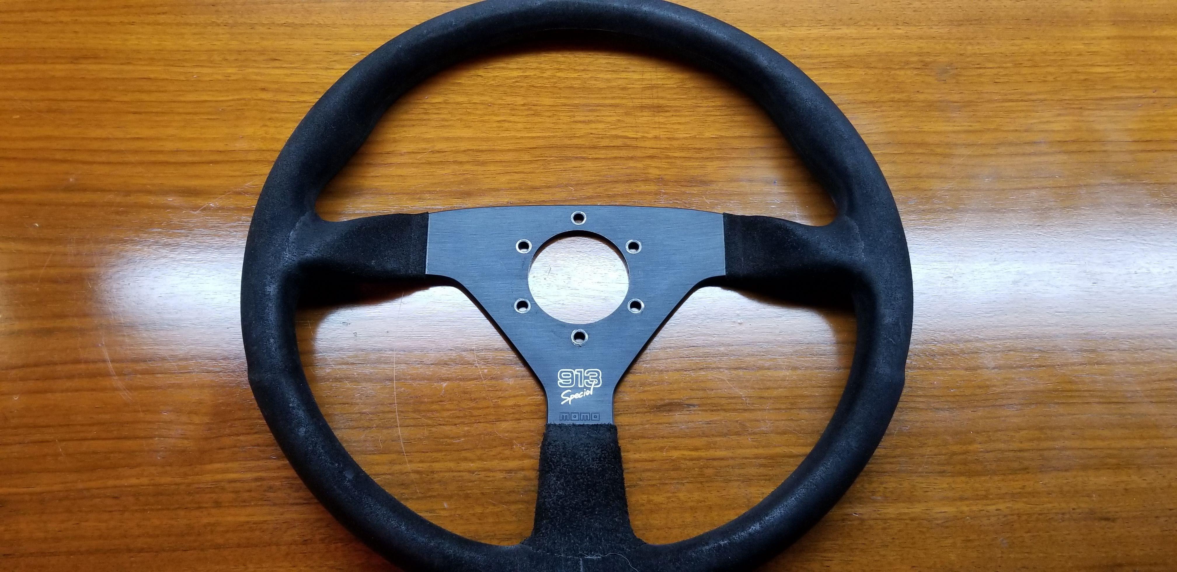 Impul 913 steering wheel