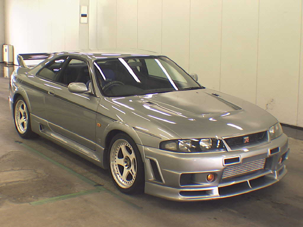 400R R33 GT-R for sale at auction