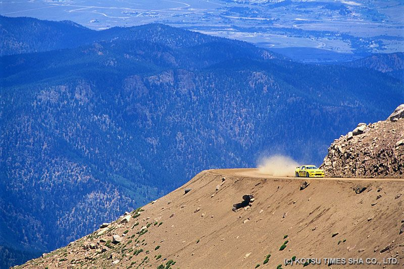 400r at Pikes Peak
