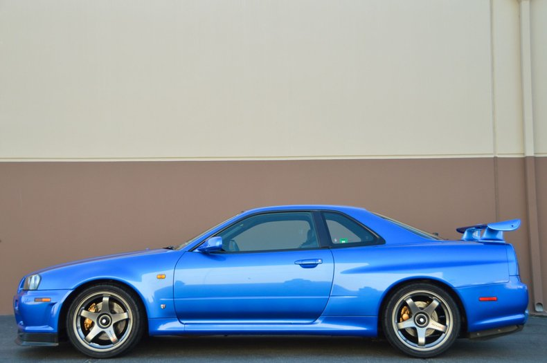 MotoRex US legal R34 GT-R for sale in the USA