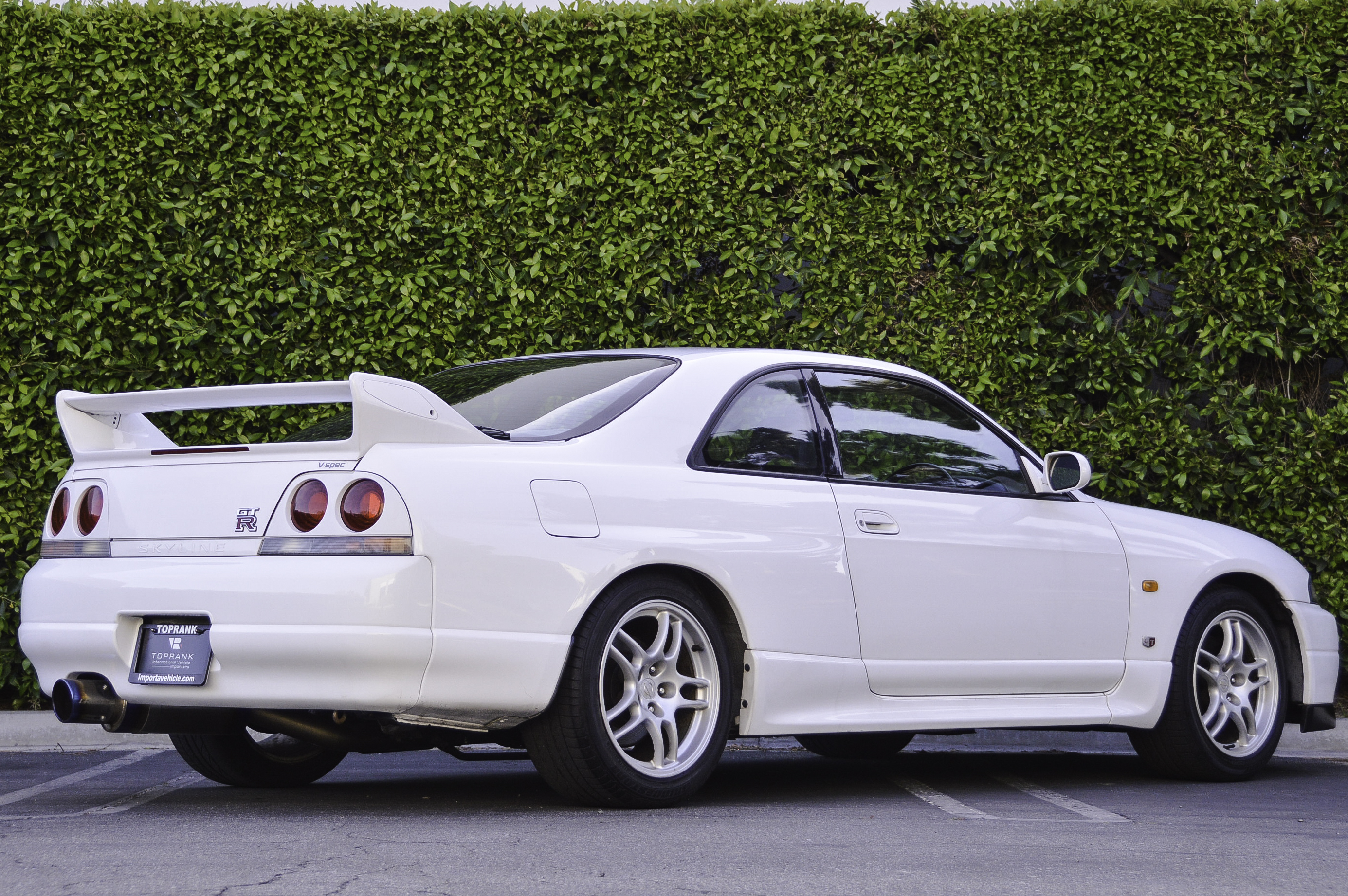 For Sale R33 Nissan Skyline GT-R at JDM Importer Toprank