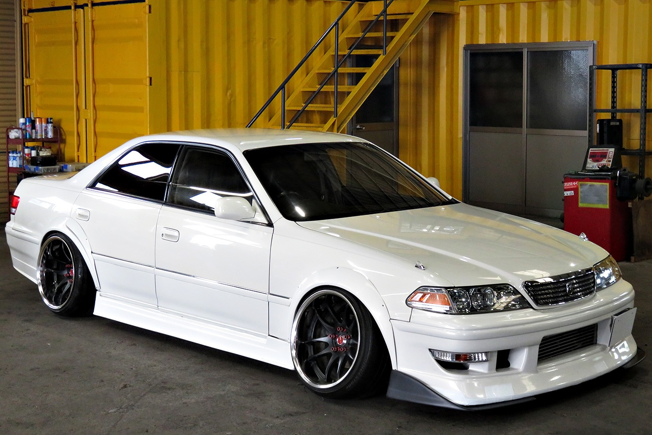 JDM Toyota Chaser JZX100 For Sale at Toprank Importers