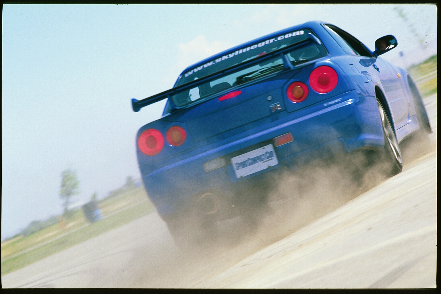 When is the R34 legal in the US?
