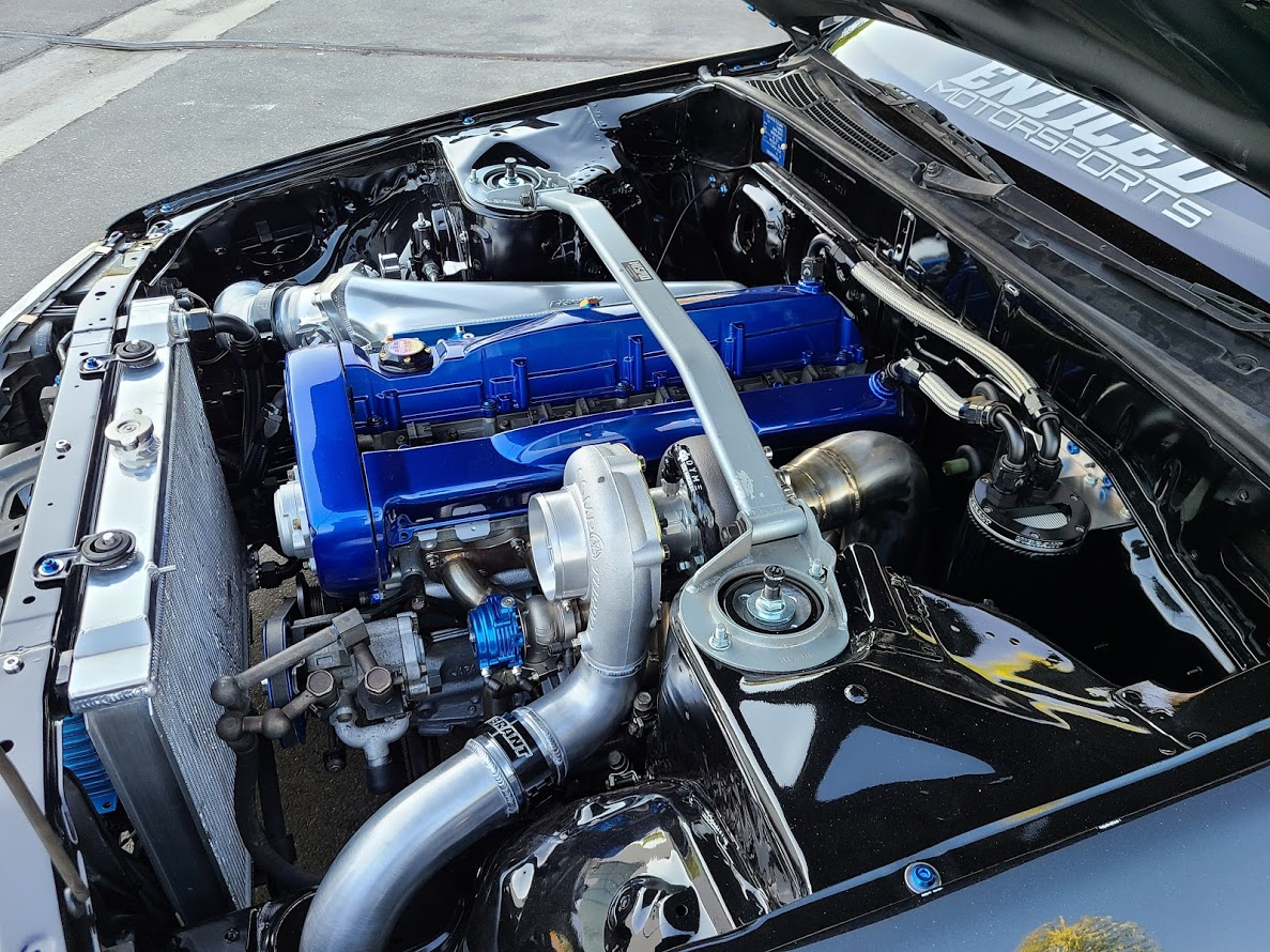 Dustin Williams R32 GT-R RB26 single turbo