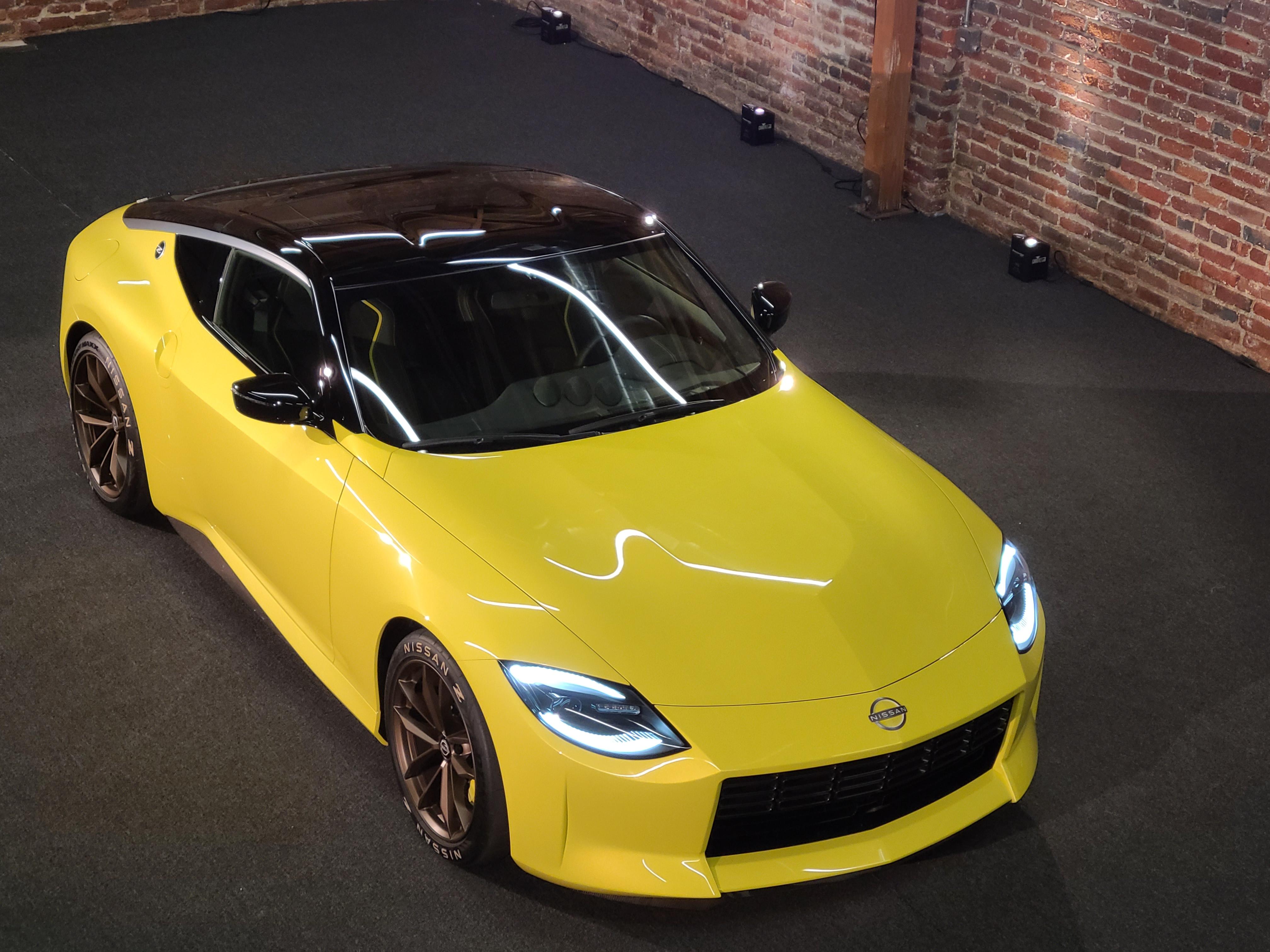Nissan Z Proto : Prototype Z 2020 Concept