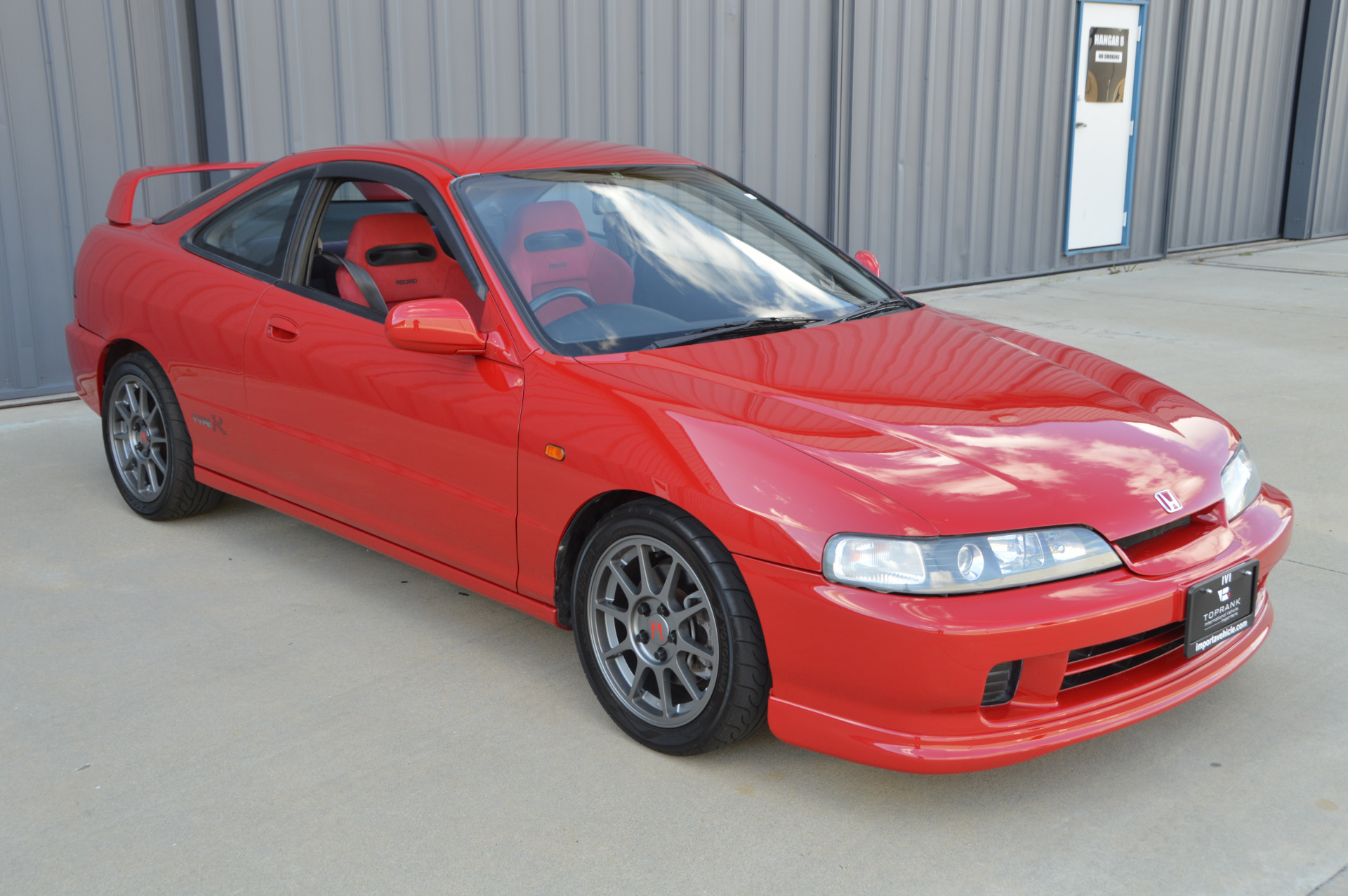 Honda Integra Type R for sale at Toprank Importers