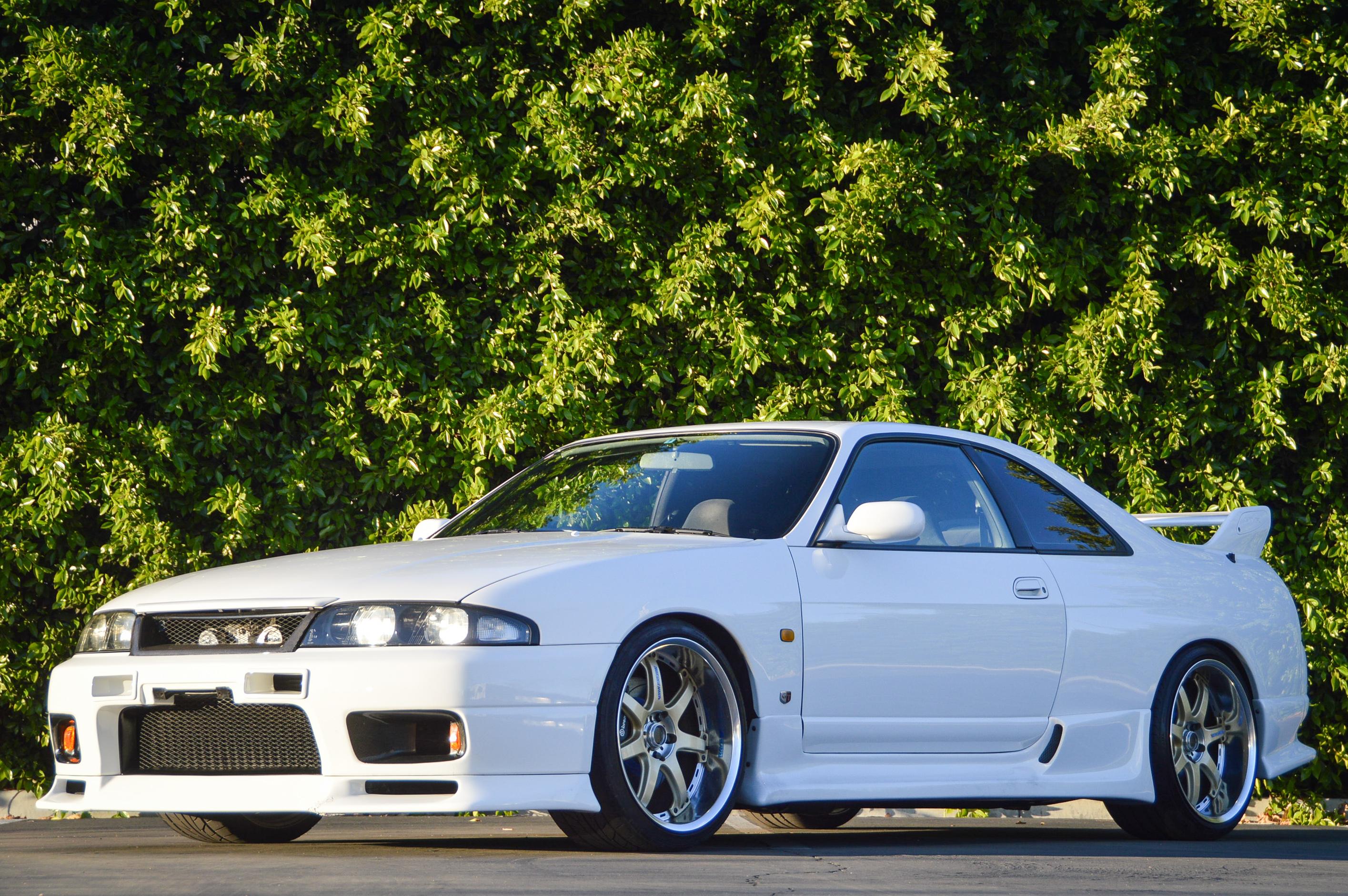 R33 Nissan Skyline GT-R for sale by Toprank Importers