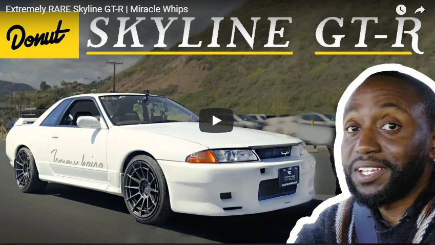 Extremely RARE Skyline GT-R | Miracle Whips