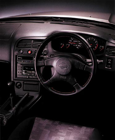 R33 gtst interior Legal Japanese import to America