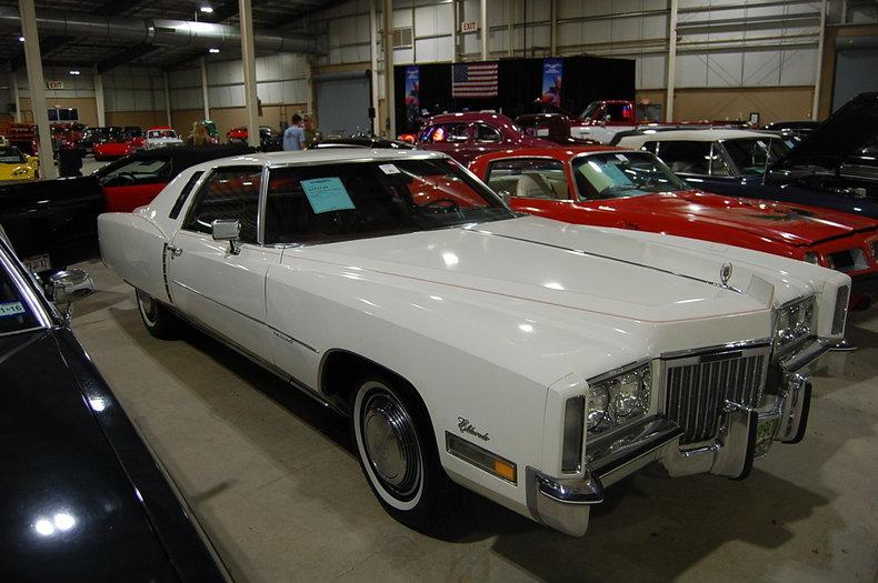 1972 Cadillac El Dorado
