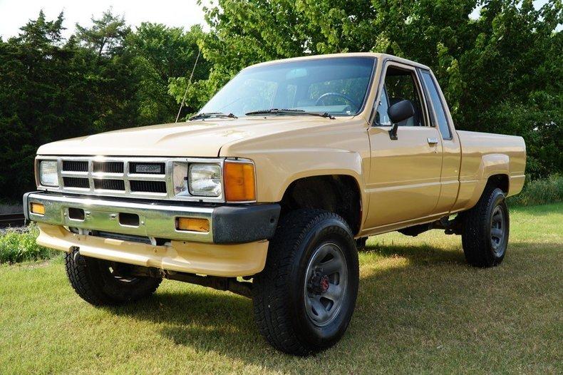 1986 Toyota Xtracab