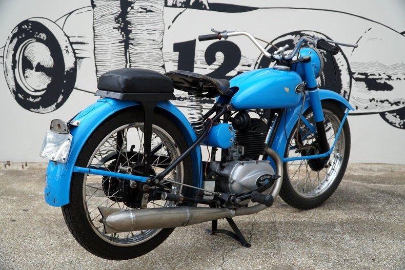 1953 Zundapp Comfort Motorcycle