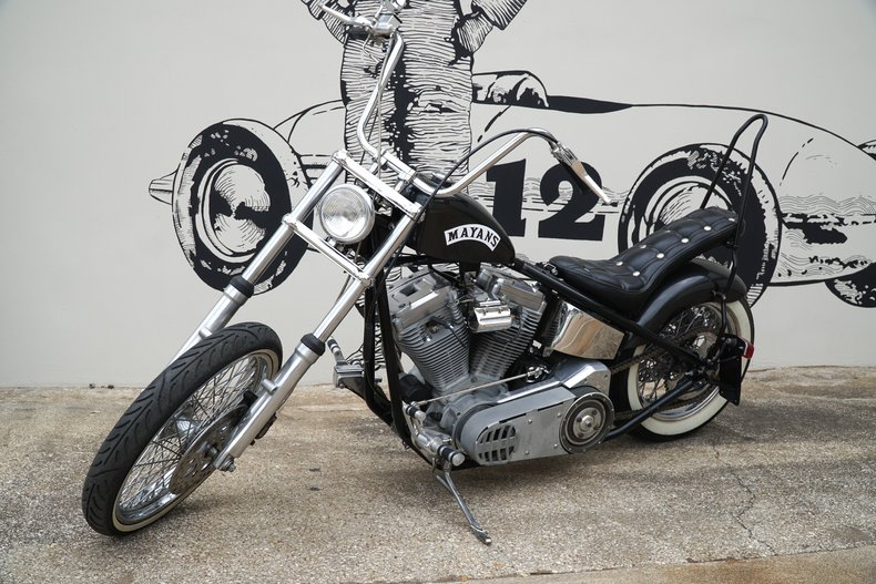 2005 SPSLL Old School Chopper Motorcycle