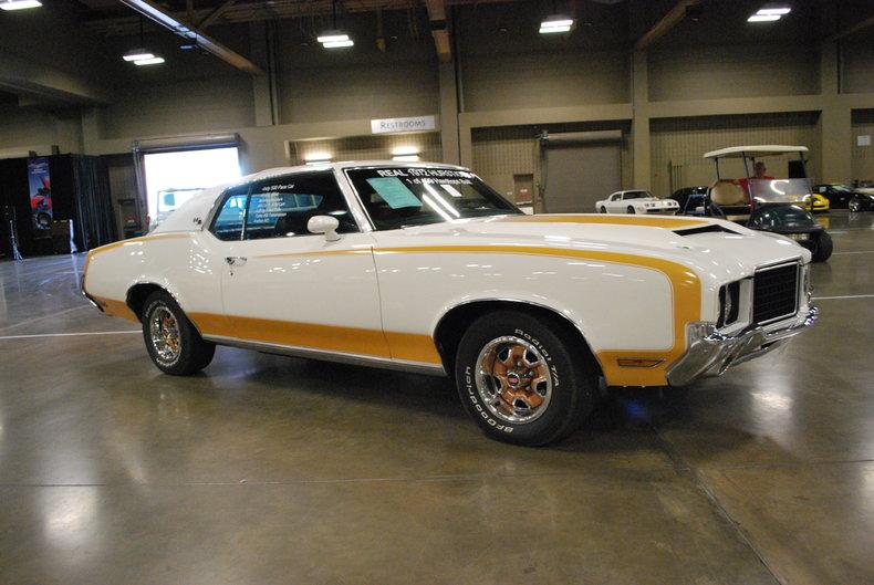 1972 Oldsmobile 442 Hurst