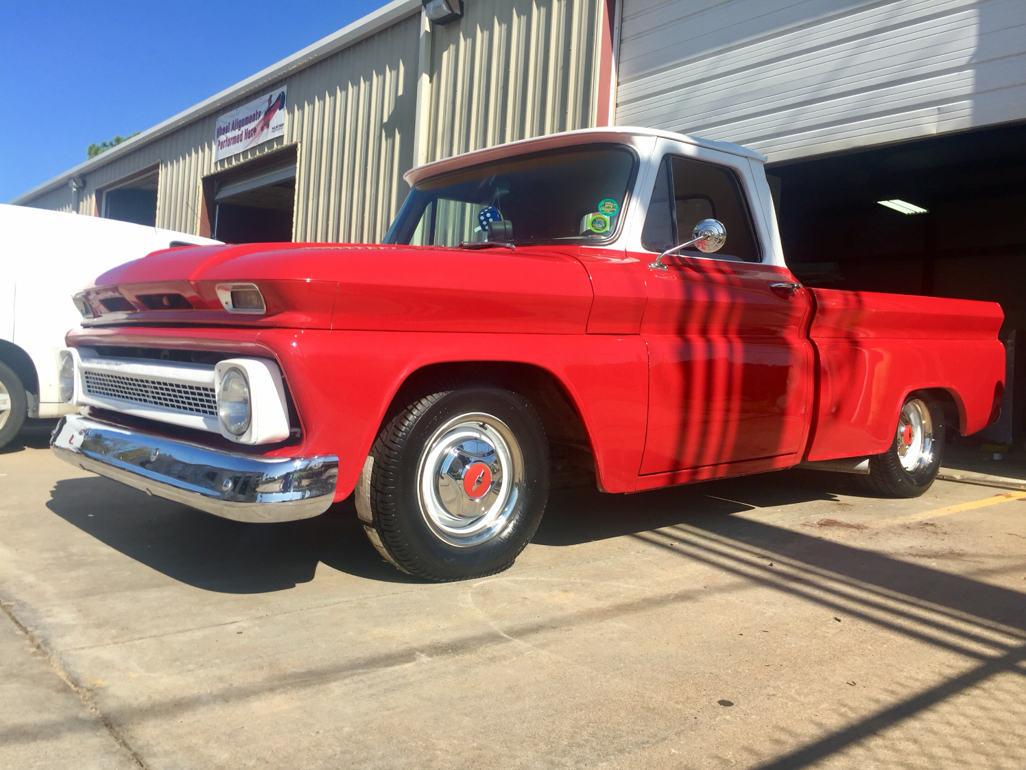 1966 Chevrolet C10 Dan Kruse Classics Pick Up 74071eb48f95 Hd Fleetside