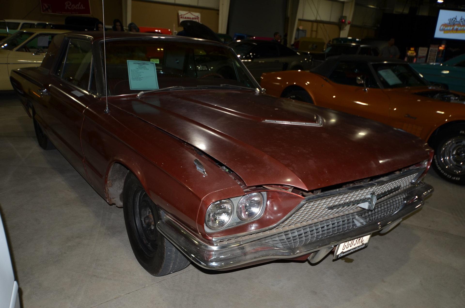1966 ford thunderbird dan kruse classics for Thunderbird motors san antonio tx