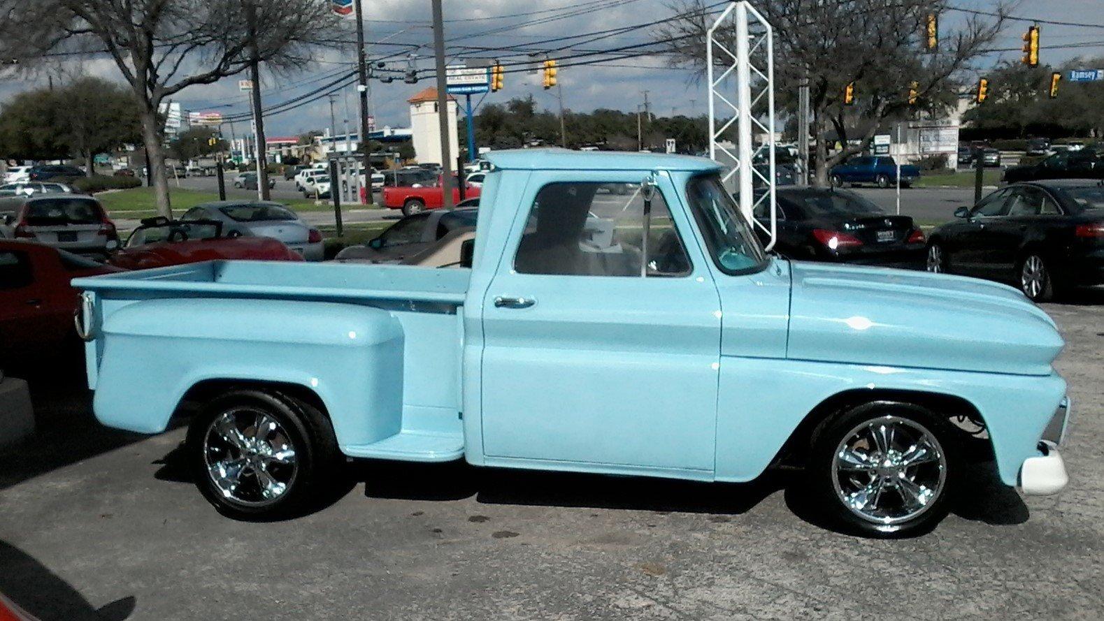 1966 Chevrolet C10 Custom Dan Kruse Classics Pickup Truck 992529083711 Hd