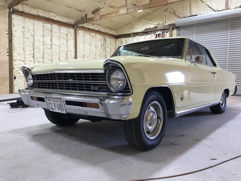 1967 Chevrolet Chevy II Nova SS Tribute