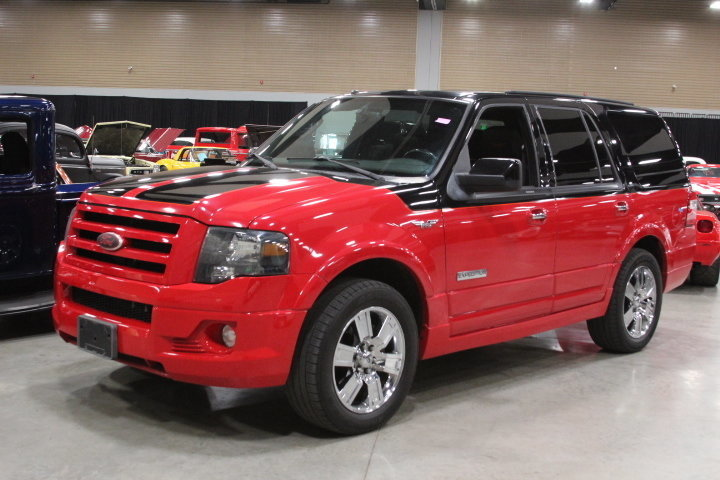Ford Expedition Funkmaster Flex Limited Edition