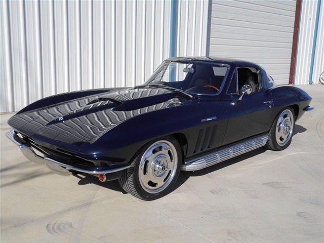 1966 Chevrolet Corvette StingRay RestoMod