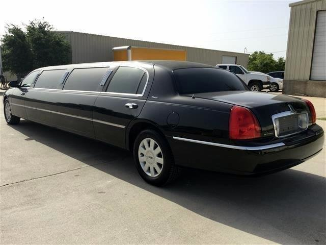 2006 Lincoln Town Car Stretch Limousine For Sale 101636 Mcg