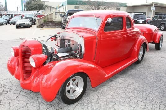 1936 Dodge 5-Window