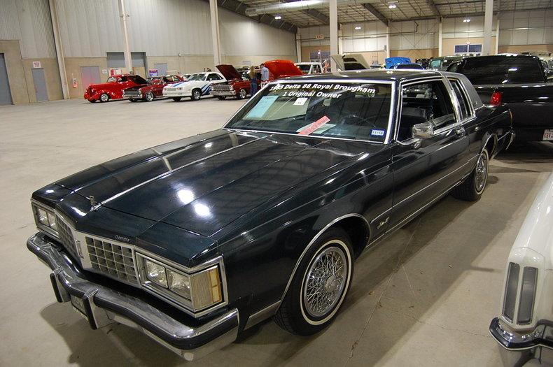 1985 Oldsmobile Delta 88