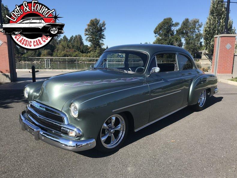 1951 Chevrolet Coupe Street Rod