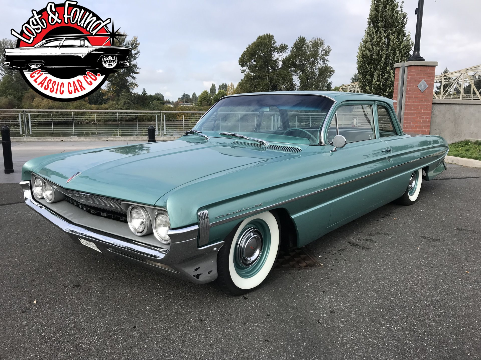 6456d06bb683 hd 1961 oldsmobile dynamic 88 flat top
