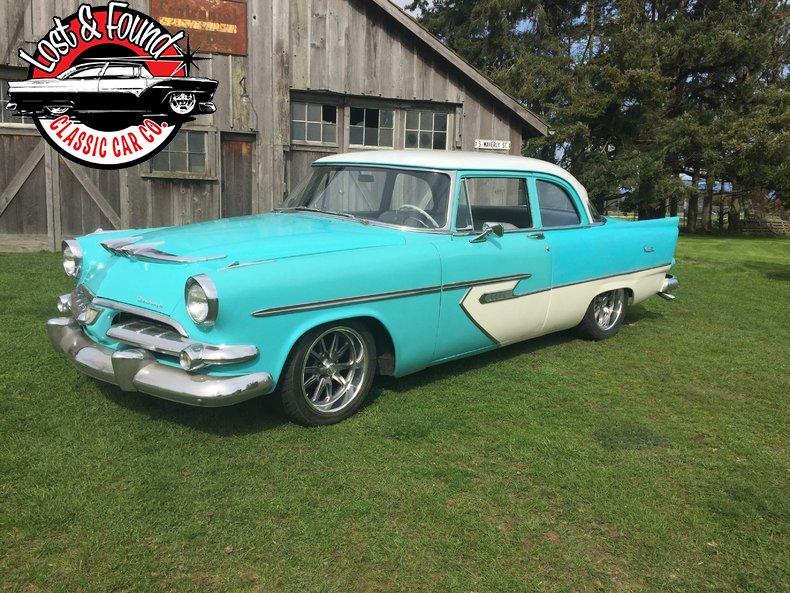1956 Dodge regent